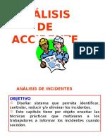 Analisis de Incidentes