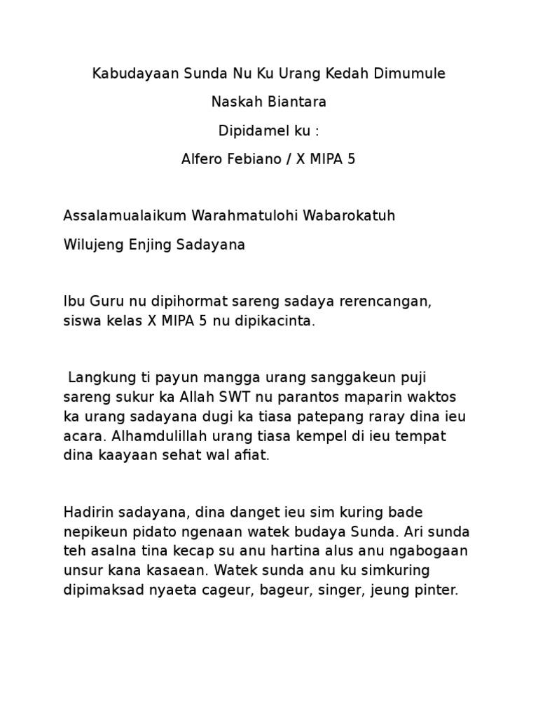 Kabudayaan Sunda Bianatara Doc