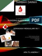 TABLET Tambah Darah Lisa