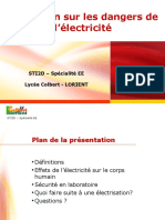 Formation Aux Dangers de L_electricite