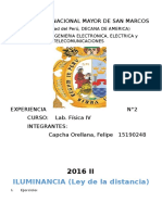 Informe 2 laboratorio F4