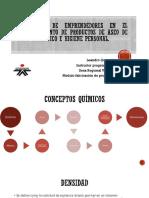 Programa de Emprendedores en El Procesamiento de Productos Clase 4