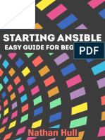 Starting Ansible_ Easy Guide Fo - Nathan Hull