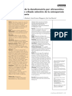 Osteoporosis en Español
