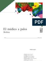 Moliere, El Medico a Palos