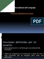 3.Funciones Definidas Por El Usuario