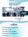 1.Introduction to HRM