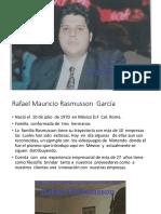 Rafael Mauricio Rasmusson Garcia