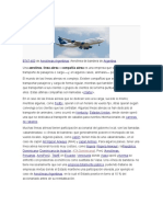 Aerolineas en Guatemala