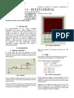 Ruleta digital con PIC18F4550