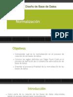 Clase 10-Normalización de Base de Datos Relacionales