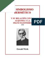 Simbolismo Hermetico Wirth