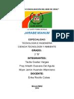 Jarabe de Noni