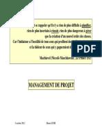 Icms2 Management de Projet