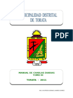 Manual de Charlas Diarias II Mdt
