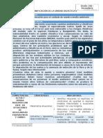 MAT - Planificación Unidad 6 - 2do Grado.docx