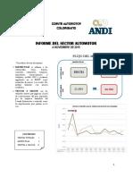 11. Informe Del Sector Automotor a Noviembre 2015