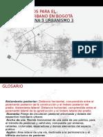 Procedimientos Para El Desarrollo Urbano en Bogotá