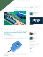 Como Fazer Um Medidor de Energia Elétrica Com Arduino _ Blog FILIPEFLOP