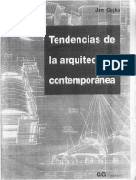 TENDENCIAS DE LA ARQUITECTURA CONTEMPORÁNEA