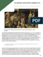 El Mito de La Inquisición Española