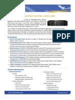 ZXDSL 9806H Datasheet_20090618