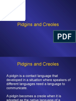 HistEng.pidgins and Creoles