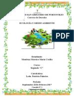 CALENTAMIENTO GLOBAL LLUVIA ACIDA EFECTO INVERNADERO ACUERDOS Y TRATADOS DERECHO C MARIA CECILIA MENDOZA MOREIRA.docx