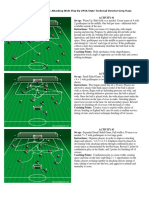 Attacking Wide Play