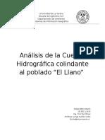 Informe 3 - Cuenca Elqui