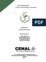 Taller Presentaciones Sistemas Biologicos, Enfermedades Paola