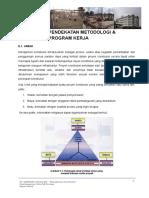 Bagian-E Pendekatan Metodologi & Program Kerja