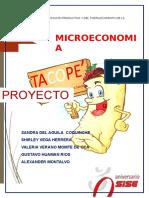 Trabajo de Micro