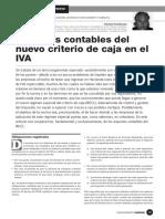 641313Aspectos Contables Del Nuevo Criterio de Caja en El IVA.2014