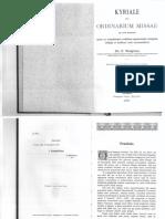 Kyriale Ordinarium Missae Dr. P. Wagner.pdf