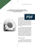 Estructura de La Adminhistracion