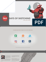 365 Days of sketching by Atey Ghailan.pdf