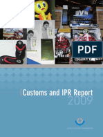 Contenedores - Customs and IPR Report