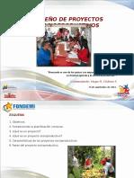 2- Diseño de Proyectos Socio Productivos (1)