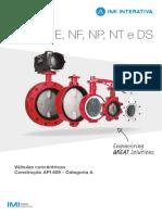 Valvulas Concentricas API609 A