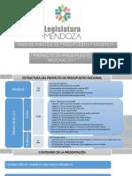 Análisis Presupuesto Nacional 2017 de La Legislatura