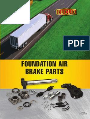 Euclid Frenos | Brake | Screw