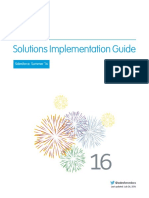 Salesforce Solutions Implementation Guide