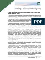 Lectura 7 - Esquema Físico y Lógico de Sus Componentes, Programas y Datos CORREGIDO
