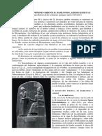 02.2 Religiones Del Próximo Oriente II. Babilonios, Asirios e Hititas