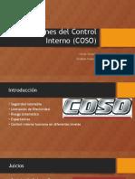Limitaciones Del Control Interno (COSO)