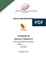 Textito Tributario II