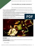 Gestão de Hospitais Da Rede Pública Por Privados Aumenta No País - 14-09-2016 - Mercado Aberto - Colunistas - Folha de S
