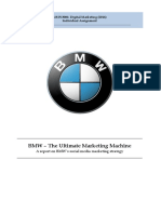 BMW's Digital Marketing Strategy