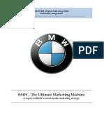 BMW's Digital Marketing Strategy